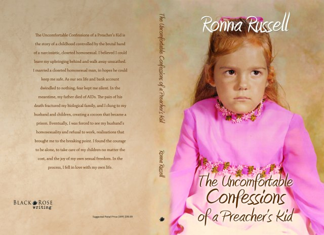 The Uncomfortable Confessions of a Preacher's Kid full cover